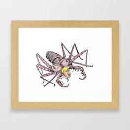T Minus 1451 Framed Art Print