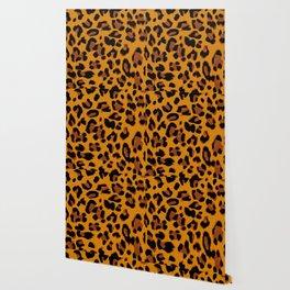 Leopard pattern 1. Wallpaper