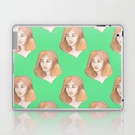 GINGER GIRL Laptop & iPad Skin