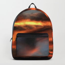 Smoke and Fire Backpack