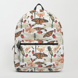 Scattered Bugs Backpack
