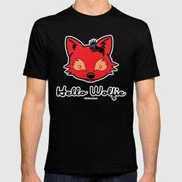 Hello Wolfie T-shirt