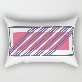 Re-Cadré Rectangular Pillow