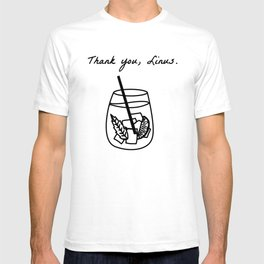 Thank You, Linus. (How I Met Your Mother) T-shirt
