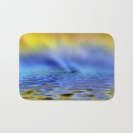 Sailing to the End of the Earth Bath Mat