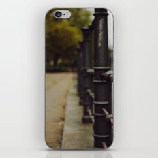 Autumn in the city iPhone & iPod Skin