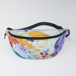 Summer Bunches Fanny Pack