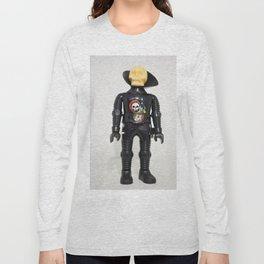 Space Skull Long Sleeve T-shirt