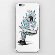 Written iPhone & iPod Skin