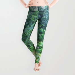The Nature's green Leggings