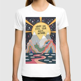 Nobody can steal your magic T-shirt