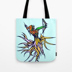 Atlantean Archer Tote Bag