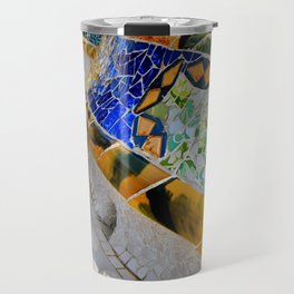 Gaudi Series - Parc Güell No. 1 Travel Mug
