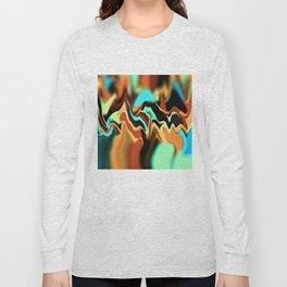 Infinity Mountains II Long Sleeve T-shirt