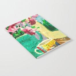 Christmas Bouquet Notebook