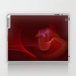 Burning Rose Laptop & iPad Skin