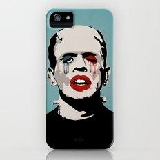 =Boris Karloff=FASHIONVICTIM= Slim Case iPhone (5, 5s)