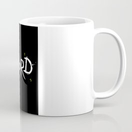 Spell/Sword - White Logo  Coffee Mug