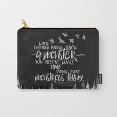 Six of Crows - Monster Carry-All Pouch