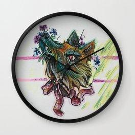 Ladylike Wall Clock