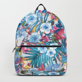 Flower Happiness Backpack