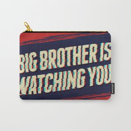 Big Brother is Watching You Carry-All Pouch