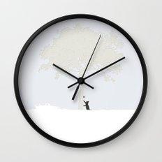 Kitty Cat VI Wall Clock