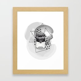 Creative Soup Framed Art Print