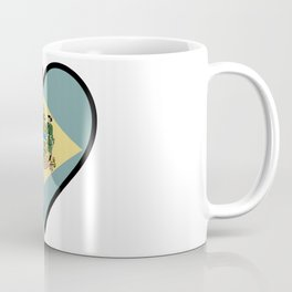 Love Delaware Coffee Mug