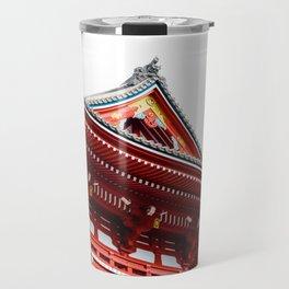 Temple Detail Travel Mug