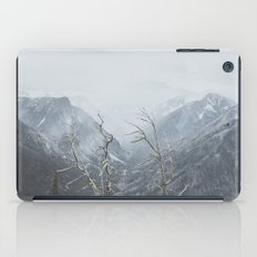 North Cascades iPad Case