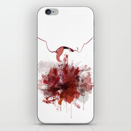 Enjambre iPhone Skin
