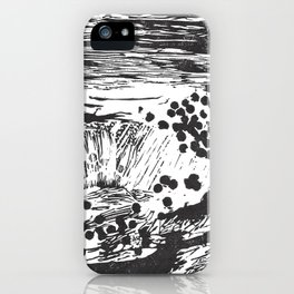 Pipes & Reed iPhone Case