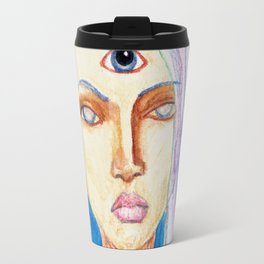 I See And You Will Hear Me Travel Mug