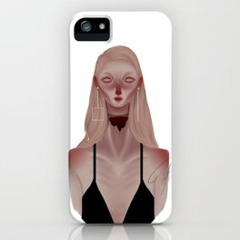 no one iPhone Case