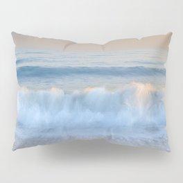"""Looking at the waves II"" Sea dreams Pillow Sham"