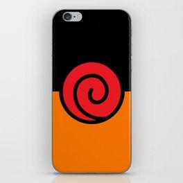 Whirlwind iPhone Skin