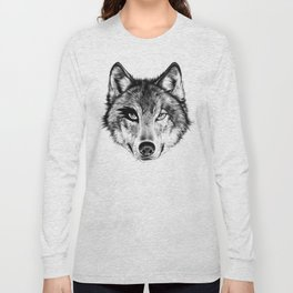 The Wolf Next Door Long Sleeve T-shirt