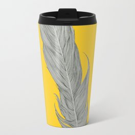 What if I fall? Oh! But what if you fly? Travel Mug