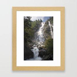 Val di Genova Framed Art Print