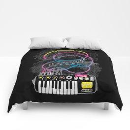Music Coaster Comforters