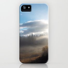 Transition iPhone Case