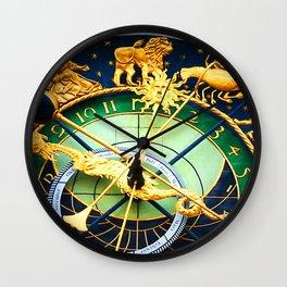 vintage clock_16 Wall Clock
