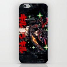 Kill La Kill Ryuko & Senketsu Tribute iPhone & iPod Skin