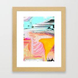 Modular\\\\\\Synth 3.0 Framed Art Print