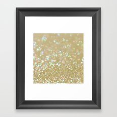 Champagne Framed Art Print