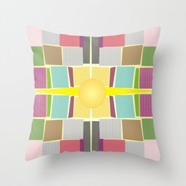 Padrao7 Throw Pillow
