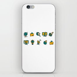 The Internet iPhone Skin
