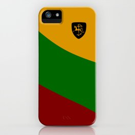 GZR all over t iPhone Case