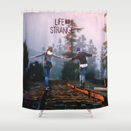 Life is strange 2 Shower Curtain